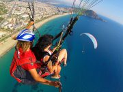 Alanya Paragliding Tours