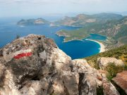 lycian way daily trekking hiking routes turkey