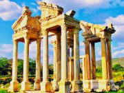 Ancient Cities of Aegean – Cultural Tours -ancient-city-turkey-unesco