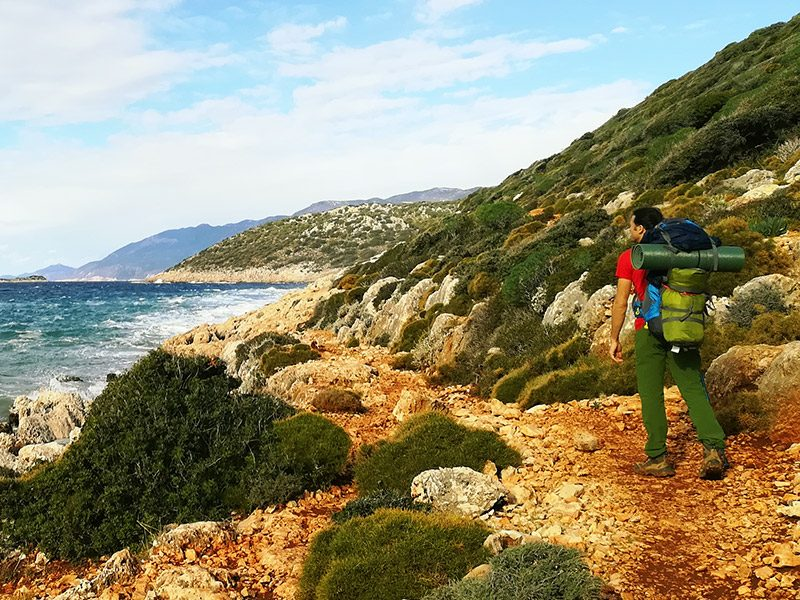 The Lycian Way Book